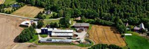 flygbild bonnagård